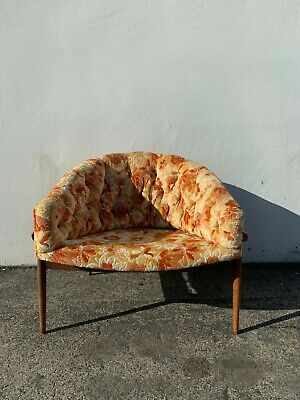 Mid Century Lounge Chair Armchair Modern MCM Adrian Pearsall Style Seating