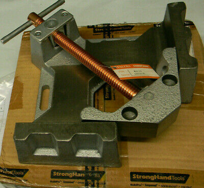 Strong Hand Tools 2-Axis Welders Angle Clamp #Wac34