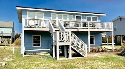 7 Nights: Sandy Bottoms Holden Beach Home Home by RedAwning ~ RA221692