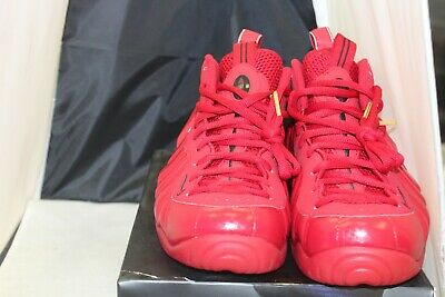 big sale b510e 5db2c Nike Air Foamposite Pro 624041-603 Red October Gym Red Gym Red Blk Size