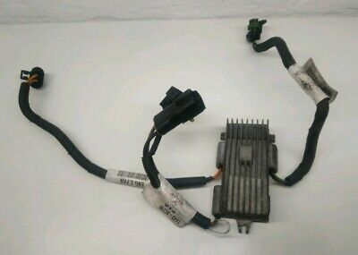 radiator fans / cooling fan control module jaguar x-type 2001-2006 (early