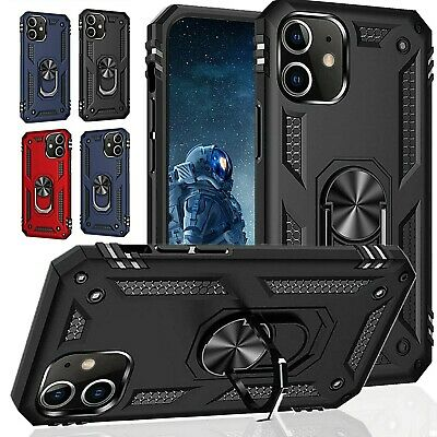 Hybrid Shockproof Magnetic Kickstand Case For iPhone X 6 6S 7 8 Plus XR XS MAX