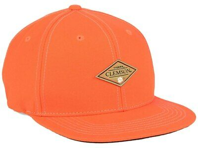 Clemson Tigers Top of the World NCAA Diamonds Snapback Cap Football Baseball