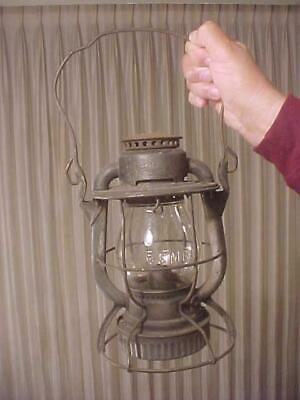 NYCL Lantern with Embossed B + MRR Short Globe