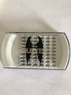 a7ad9c34301 MAC M.A.C. FALSE EYELASHES DISNEY MALEFICENT # 30 individual Lash BNIB