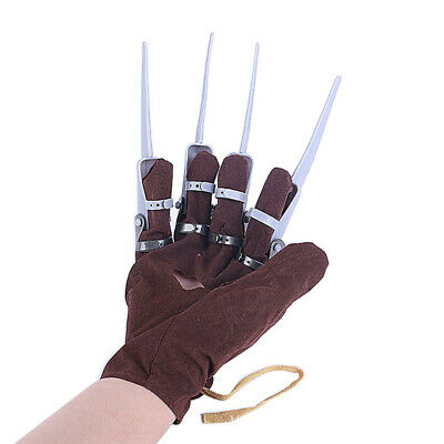 Men Freddy-Krueger Glove Wolverine Ghost Claw Gloves Halloween Masquerade Props