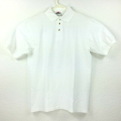 a57651aa HANES OR STEDMAN Mens Plain Slim Fitted Fit-T Cotton Tshirt Tee T ...