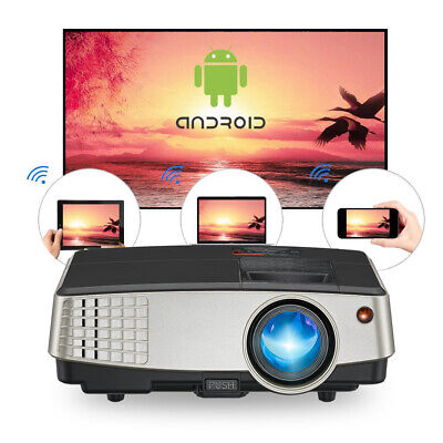 LED LCD Video Projector Home Theater Movies Game Xbox Party Night HDMI 1080P PS4