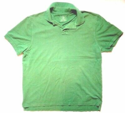 c25938e6273 J. Crew Vintage Polo Men's XL Light Green Short Sleeve Polo Rugby Golf Shirt