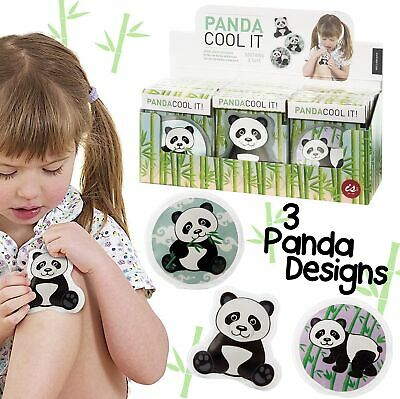 COOL IT PANDA - Kids Cold or Hot Pack Bump Bruises Injury Soother Reusable!!!