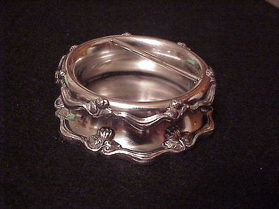 Beautiful, Ornate, Very Old, Early Forbes Quad-triple Plate Silver