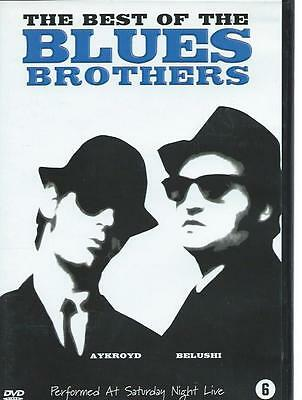 Dvd - The Best Of The Blues Brothers - Aykroyd/ Belushi - Music Film