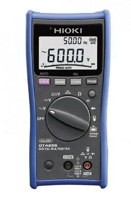 HIOKI DT4255 With Fuse Type Digital Multi Meters From Japan with Tracking