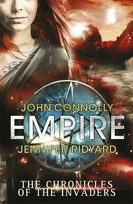 Empire (Chronicles of the Invaders 2), Ridyard, Jennifer, Connolly, John, Very G