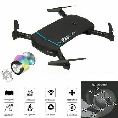 Drone x pro 2.4G Selfi WIFI FPV With 720P HD Camera Foldable RC Quadcopter Toy X