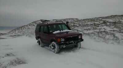 land rover discovery td5 road legal / off roader