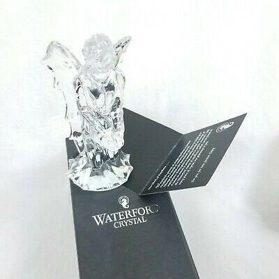 Waterford Crystal CELESTIAL ANGEL COLLECTION (2004) Angel of Hope
