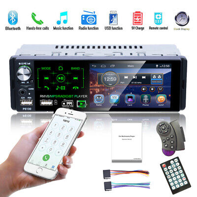 "4.1"" Touch Screen Car Stereo Audio In-Dash MP5 Player AM/FM Radio"
