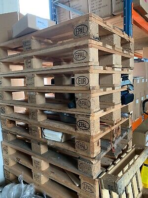 Wooden Pallets - Euro/Standard 1200 x 800mm
