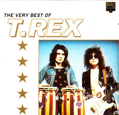 The Very Best of Marc Bolan & T Rex CD Album (Greatest Hits Collection)