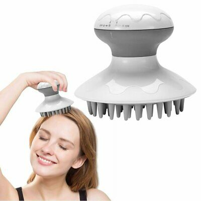 Electric Head Massager, Anti-Static Scalp Massage Relaxation Stress Relief Hair