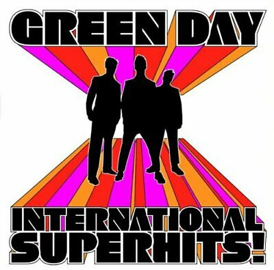 Green Day: International Superhits! CD Album (Greatest Hits/Very Best of)
