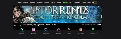 IPTorrents Invite - Private Torrent tracker