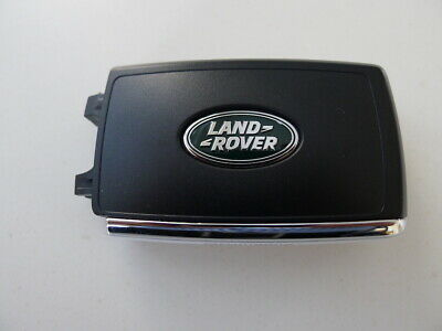 Genuine Range Rover Land Rover smart key. 5 button remote key fob.