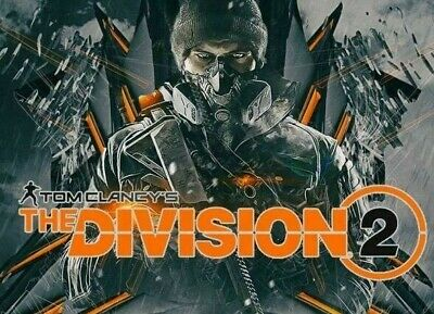 ⭐✅Tom clancy's The Divison 2 PC | Uplay Account | + WARRANTY