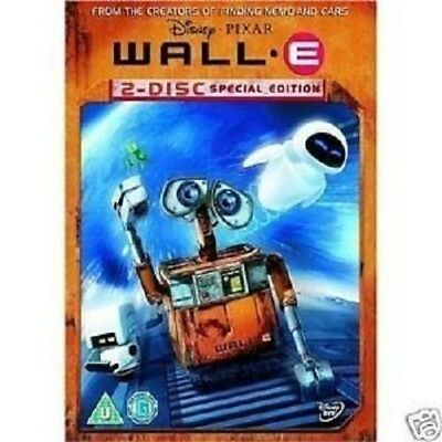 Wall-E (2-Disc Special Edition) [DVD] BRAND NEW SEALED FREEPOST