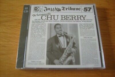 chu berry : the indispensable -Double CD Jazz  Neuf Cellophané 1936/39
