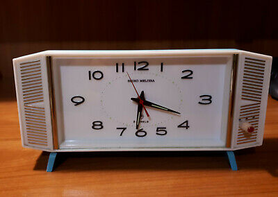 Vintage Seiko Melodia Clock  In Working Condition