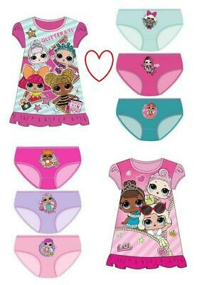 LOL Surprise Nightwear Sleepwear Pants Nightie Nightgown Knickers Briefs