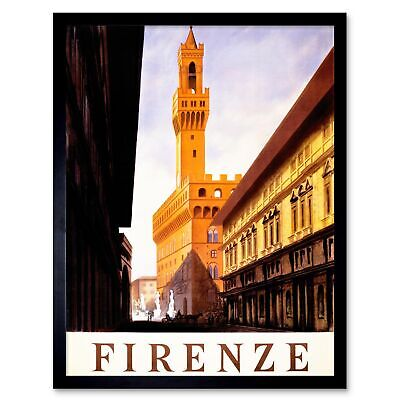 Cheers with Red Chianti Sussi Wine Florence Firenze Italy Poster Repo FREE SH