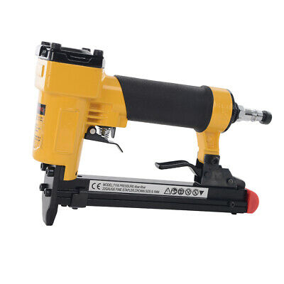 71 Series Long Or Short Nose Air Operated Professional Upholstery Staple Gun