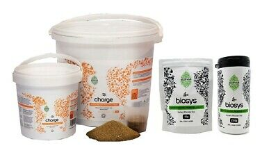 Ecothrive Charge Insect Frass Fertiliser Biosys Microbial Tea Beetle Larva