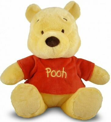 NEW Disney Baby Winnie the Pooh Plush Soft Toy Jingle Crinkle Baby Shower Gift!
