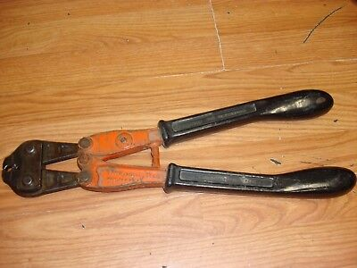 Nicopress Tool No. 51-Apple Compression Tool Insulated Handles