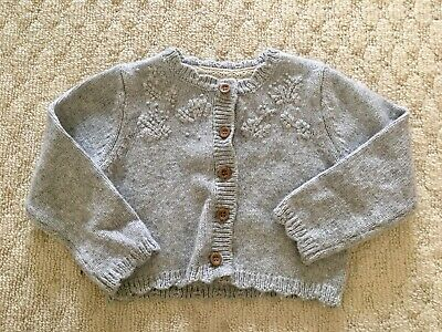 next girls cardigan 12-18 months