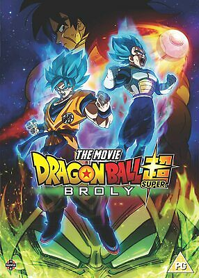 Dragon Ball Super: Broly (DVD) Sean Schemmel, Jason Douglas, Vic Mignogna