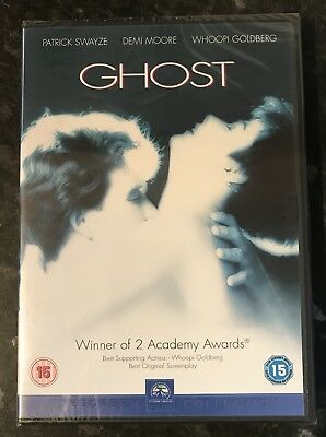 Ghost Dvd 2001 (Patrick Swayze-Demi Moore) New & Sealed Mint Free Post