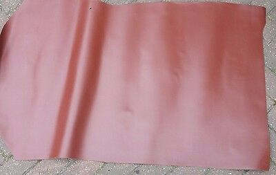 Leather Hide Brown 2Mm Thick Saddle/ Shoe / Craft/Bags 10 Sqft>)
