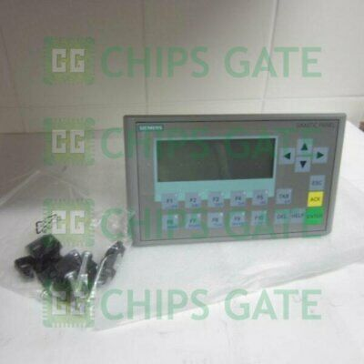 1PCS Used Siemens touch screen 6AV6 647-0AH11-3AX0 Tested in Good condition