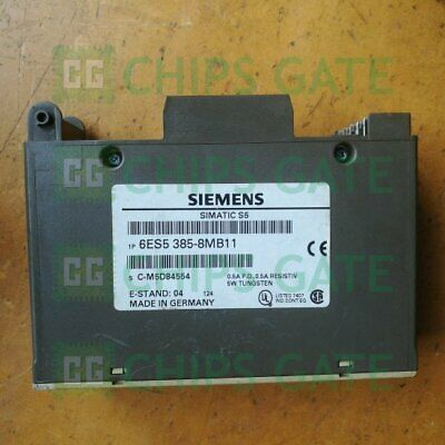 1PCS Used Siemens PLC 6ES5 385-8MB11 Tested in Good condition Fast Ship