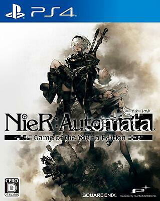 NEW NieR:Automata Game of the YoRHa Edition PlayStation 4 game soft F/S Pre-Sale