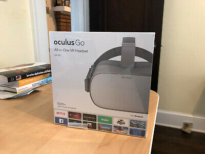 Oculus Go 64GB Standalone All-in-One VR Headset