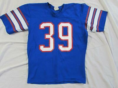 Vtg 80s Rawlings New York Giants Football Jersey Shirt NFL #39 Sz Medium Mens