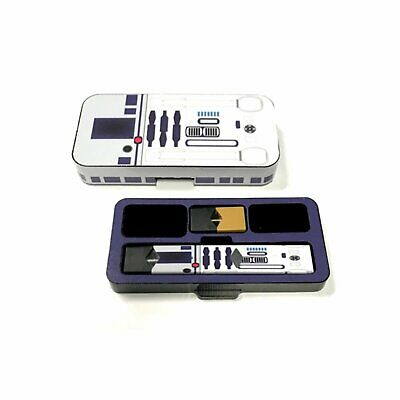Travel case for Juul with R2V2 Design