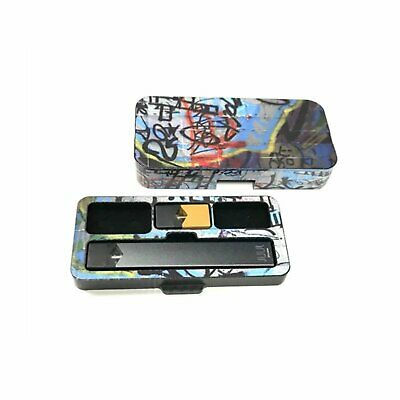 Travel case for Juul with S69 Abstract Design