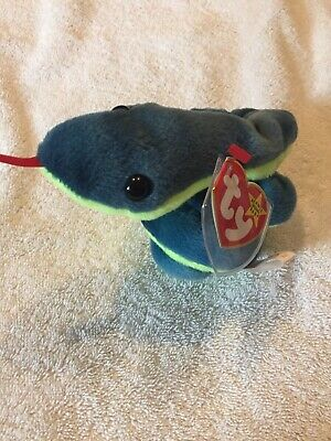 6332da2cae9 TY Hissy Beanie Baby Retired- RARE- Mint Condition 1997